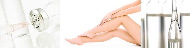 Ultraschallgezielte Schaumverödung